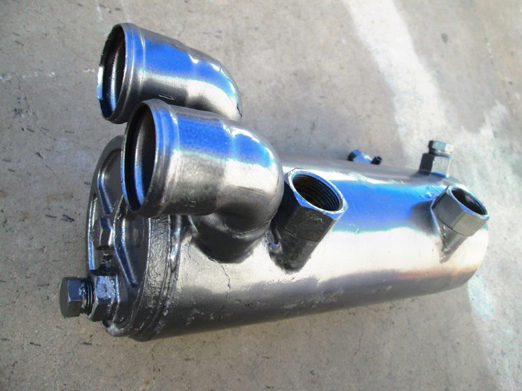 Yanmar 6LPA-STP Oil Cooler - Part # 119775-33000