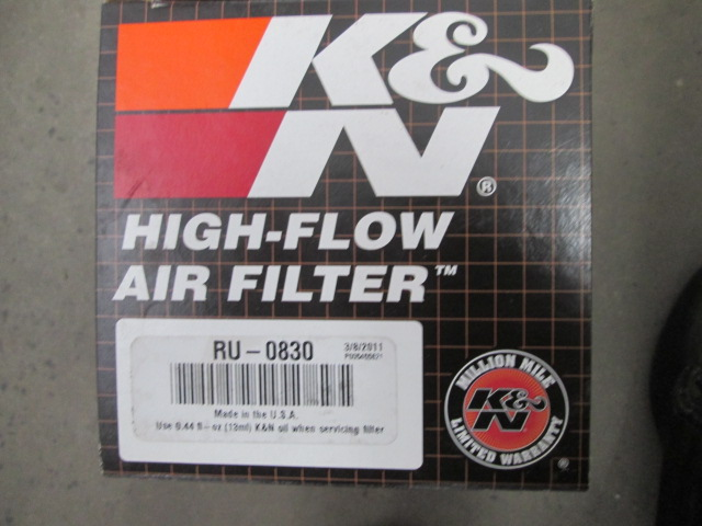 K Amp N High Flow Air Filter Part 00101 7d112 Sealink Marine
