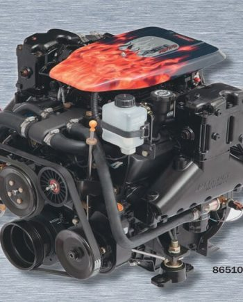 e) Mercruiser 6 2L Petrol Engine 350hp Bravo | Sealink Marine