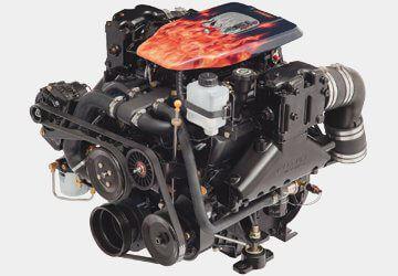 MerCruiser 4.3L Alpha 4V  Mercruiser Repower