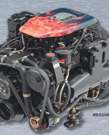 MerCruiser 357 MAG Bravo 4V  Mercruiser Repower