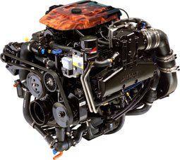 MerCruiser 350 MPI Alpha  Mercruiser Repower