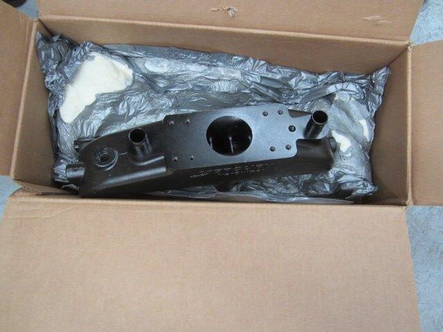 Mercruiser V8 Dry Joint Exhaust Manifold