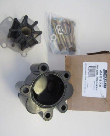 Mercury Body/Impeller Kit