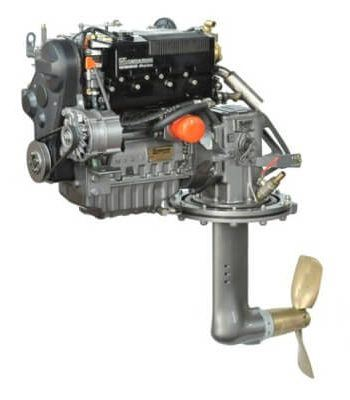 Lombardini Marine LDW 1404 SD