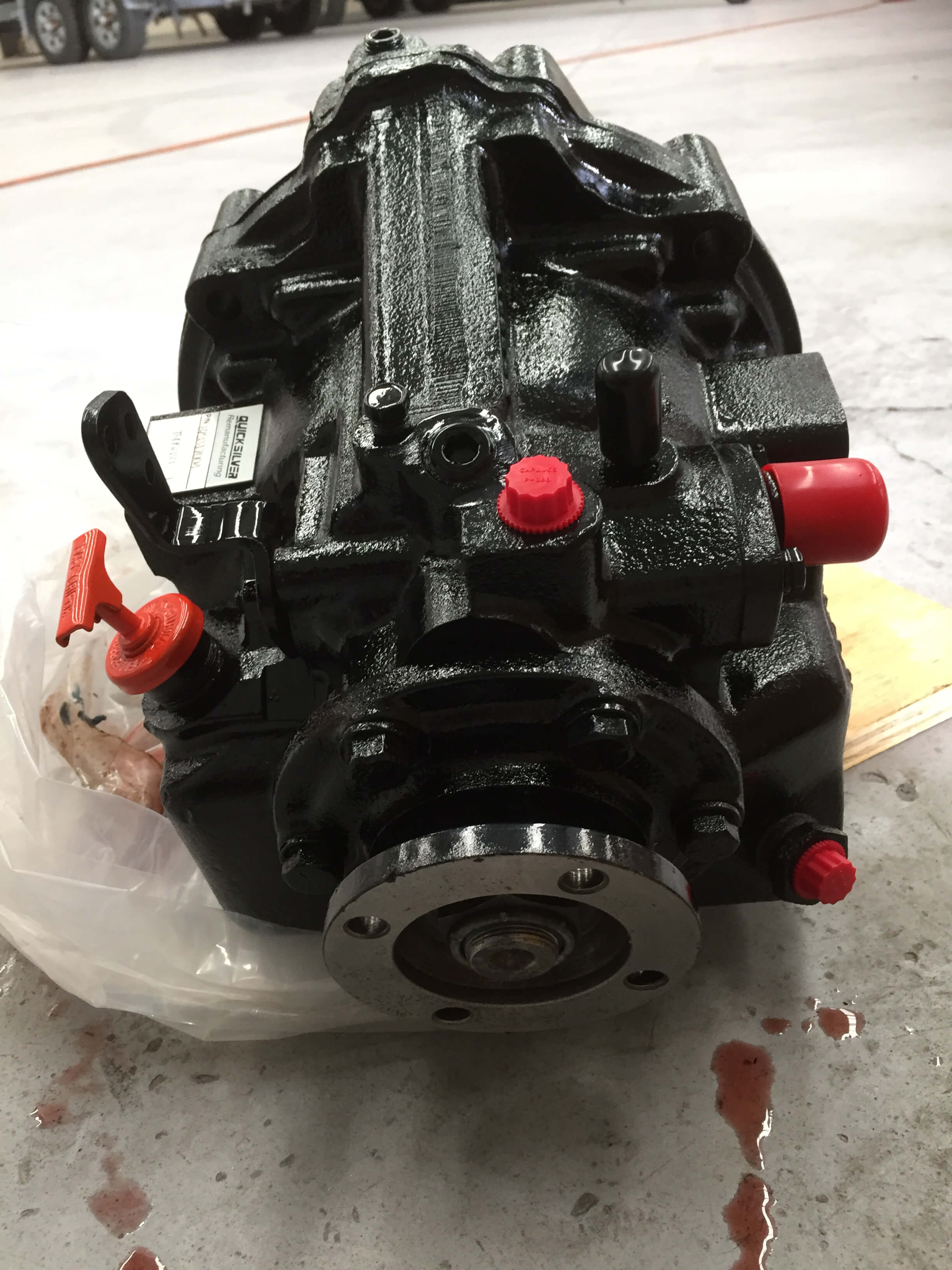 Mercruiser 71C Borg Warner Transmission