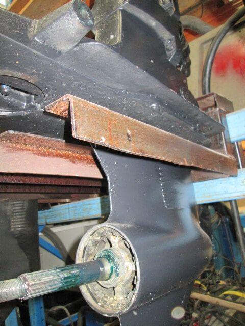 USED Mercruiser Alpha I GEN II Sterndrive Assembly