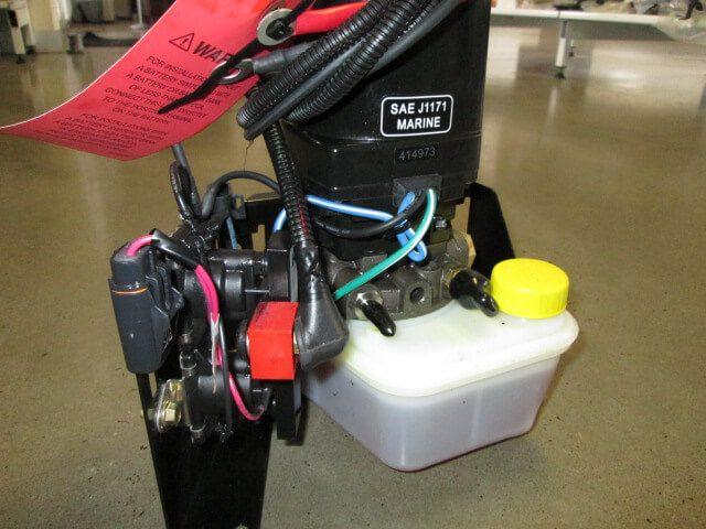 Mercruiser Power Trim Pump Assembly - Brand New