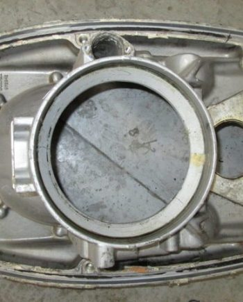 Volvo Penta DP-E Transom Shield