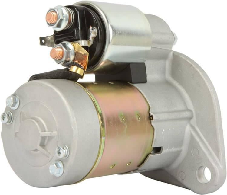 Yanmar 4 cylinder Starter Motor