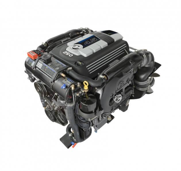 Mercruiser 4.5L V6 Petrol 250hp Bravo