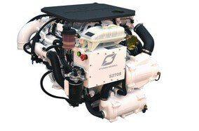 Hyundai Seasall 270S  Marine Diesel Engine Bravo III X