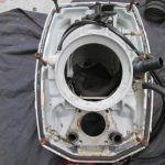 Volvo Penta 290 Transom Shield Assembly