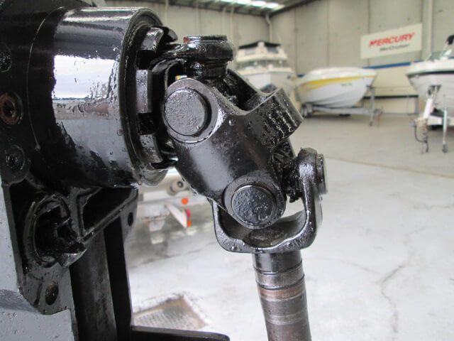 Mercruiser Bravo II Sterndrive
