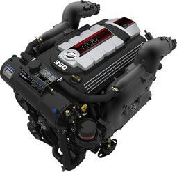 Mercruiser 6.2L 350 DTS Inboard Engine