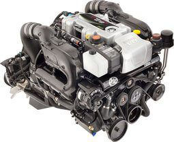 Mercruiser 4 5L V6 Petrol 200hp Alpha Marine Engine