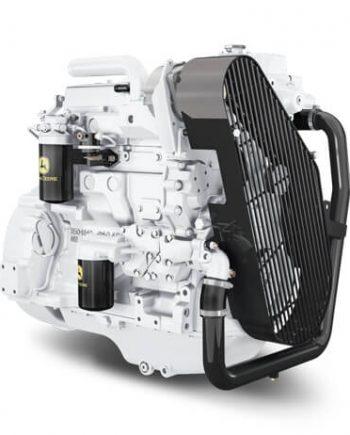 John Deere 4045DFM50 Marine Diesel Engine