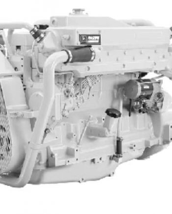 John Deere 6068TFM50 Marine Diesel Engine