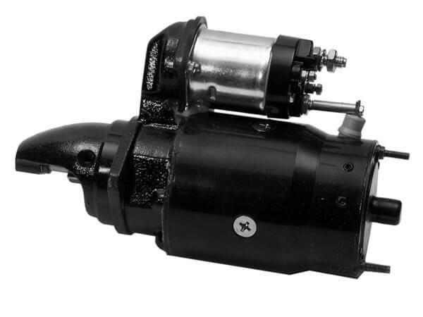 Marine Electric Starter Motor