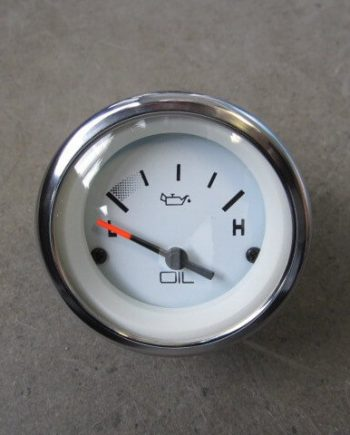 Mercury Flagship Oil Pressure Gauge