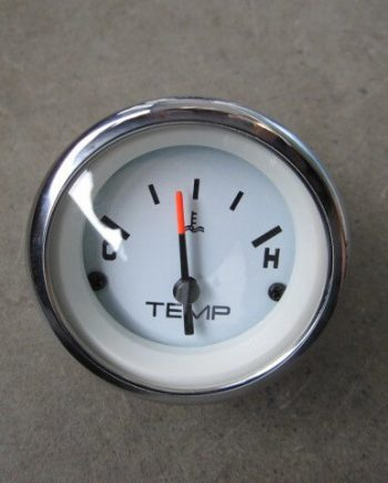 Mercury Flagship Temperature Gauge