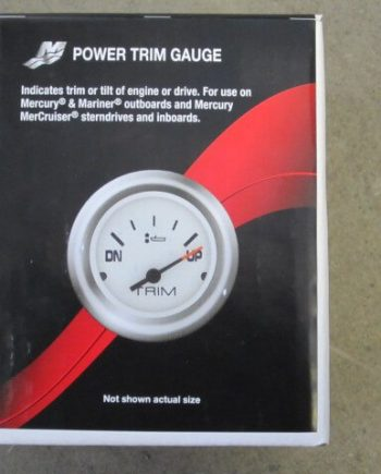 Mercury Flagship Trim Gauge