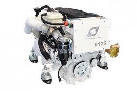 Hyundai Seasall U125S Diesel Bobtail Engine
