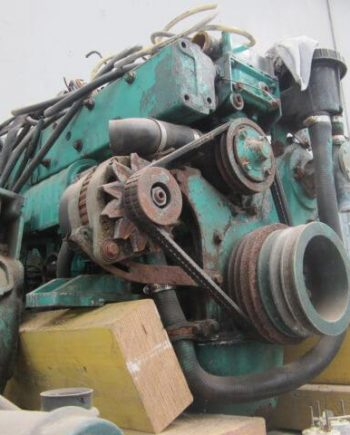Volvo Penta AQAD41PA Engine For Wrecking