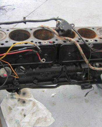 Mercruiser 165 Block & Crank Assembly